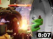 Gauge Wheel Scraper Mounting Instructions