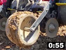 Wheel Scrapers on Case IH